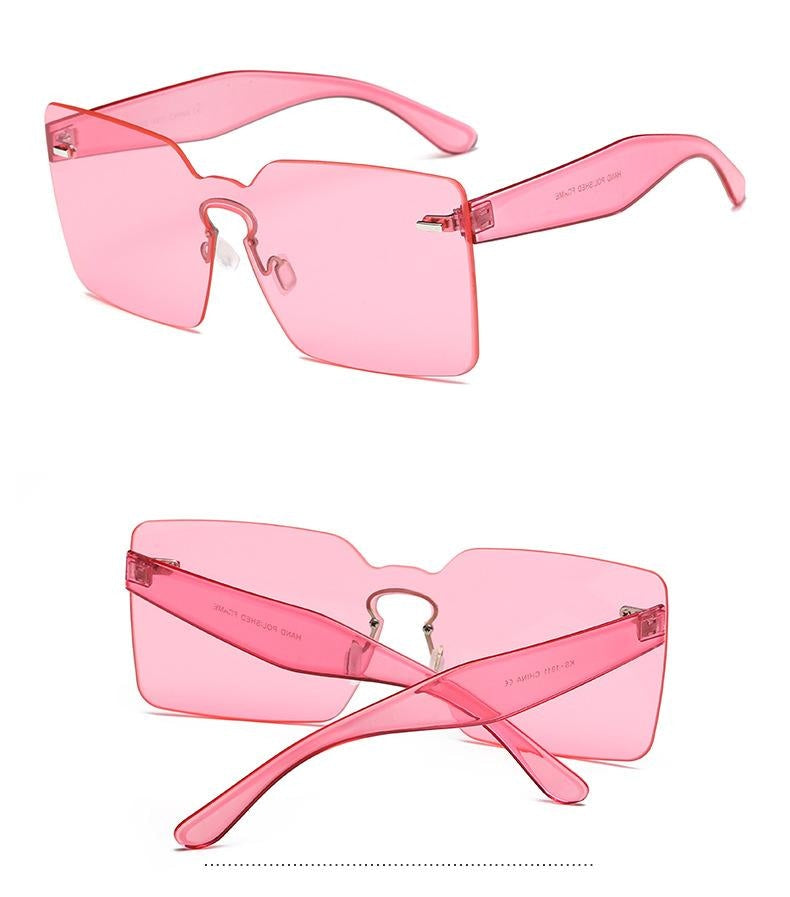 PRETTY IN PINK SUNGLASSES