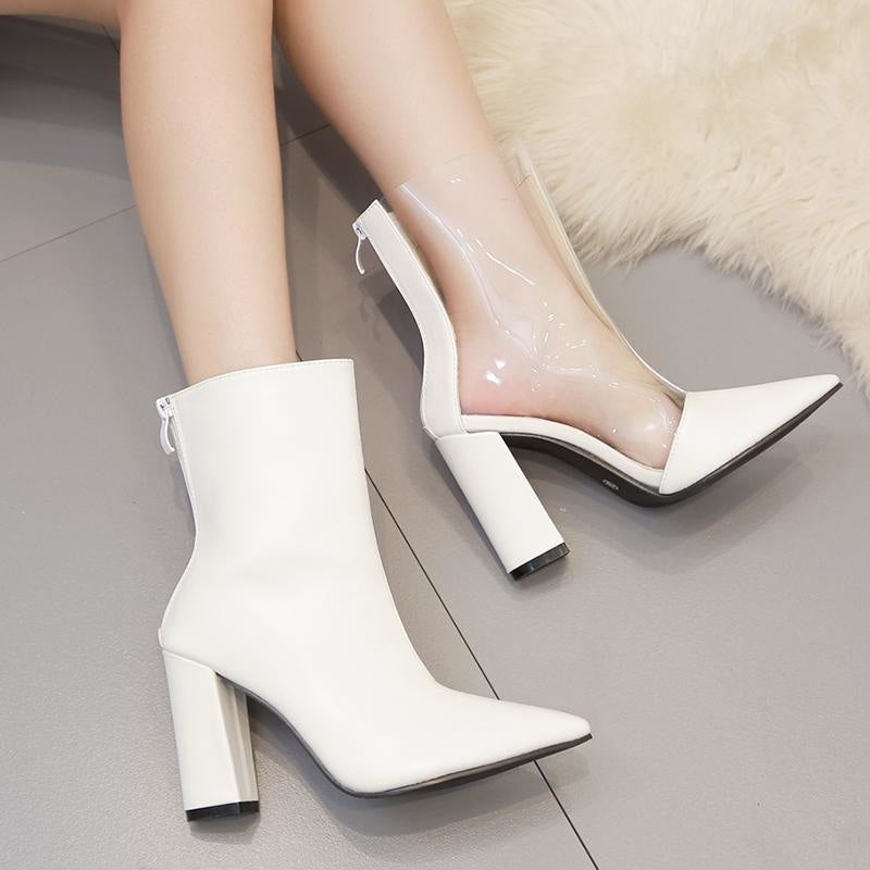 THE BLANCO BOOTS