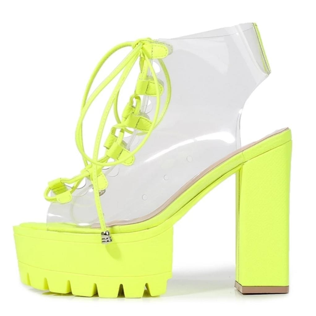 THE CANDY GIRL ANKLE BOOTS