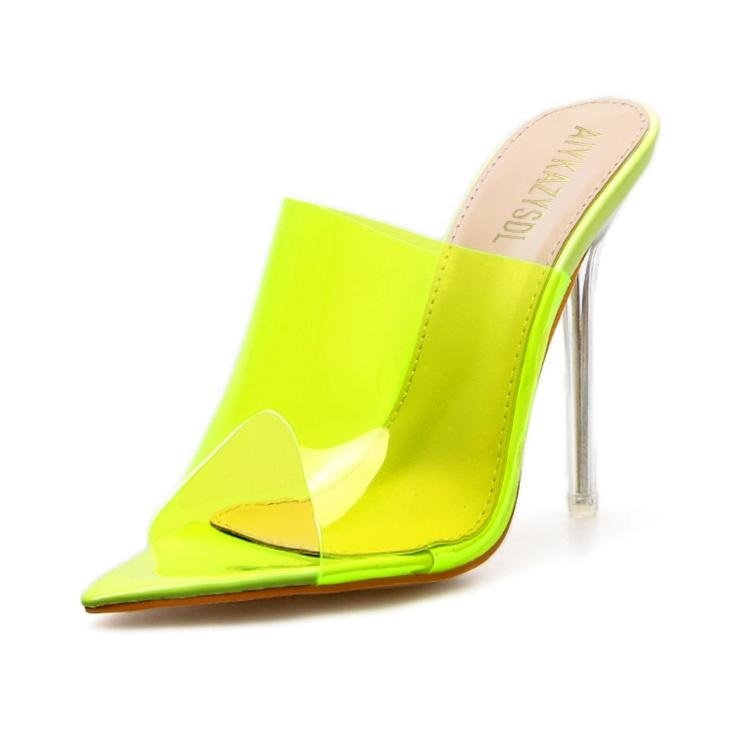 THE CANDY PEEP TOE SANDALS