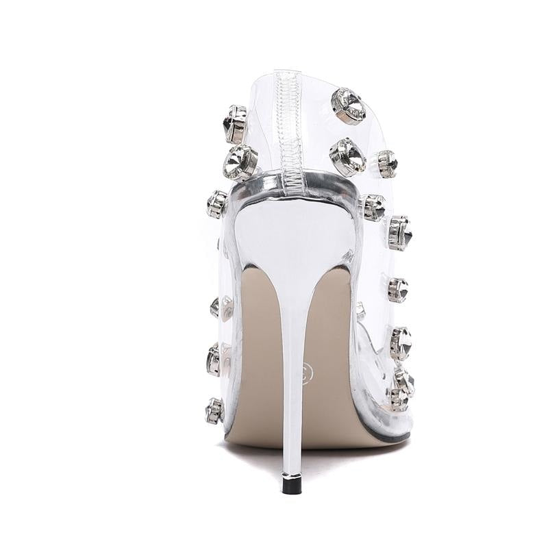 THE CRYSTAL PUMP