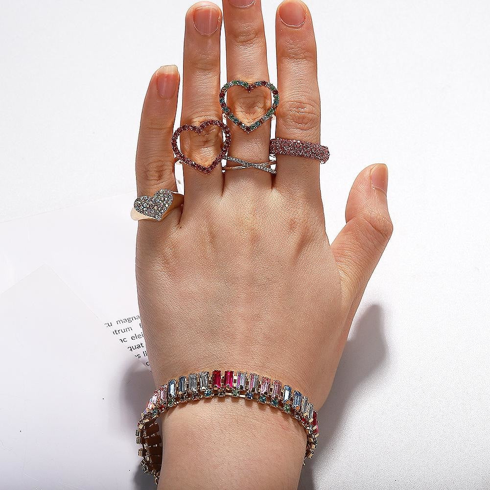 THE GIRLY RINGS