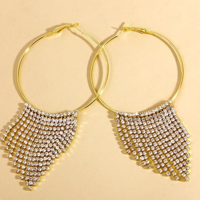 THE HOOPS EARRINGS