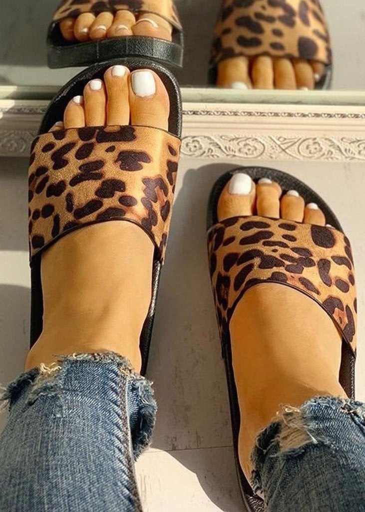 THE LEOPARD FLATS