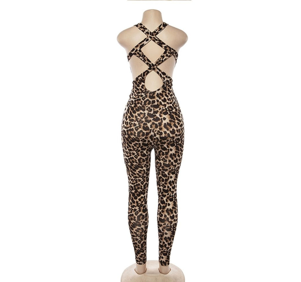 THE LEOPARD JUMPSUIT