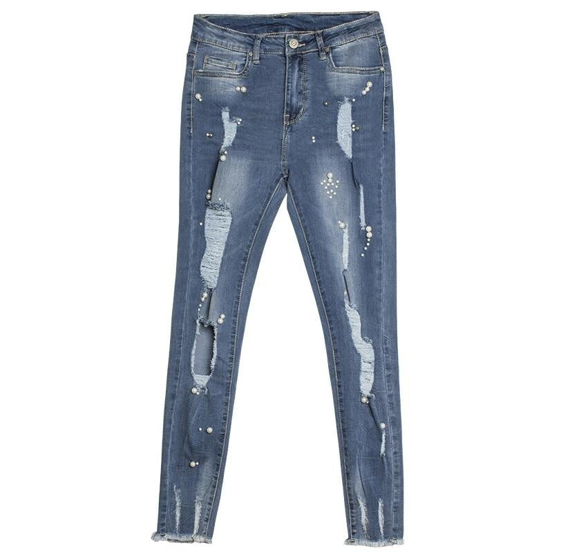 THE PEARL JEANS