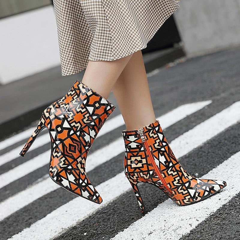THE PSYCO ANKLE BOOT