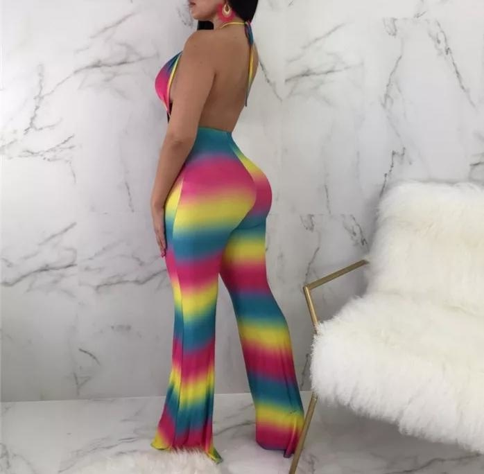 THE RAINBOW JUMPSUIT