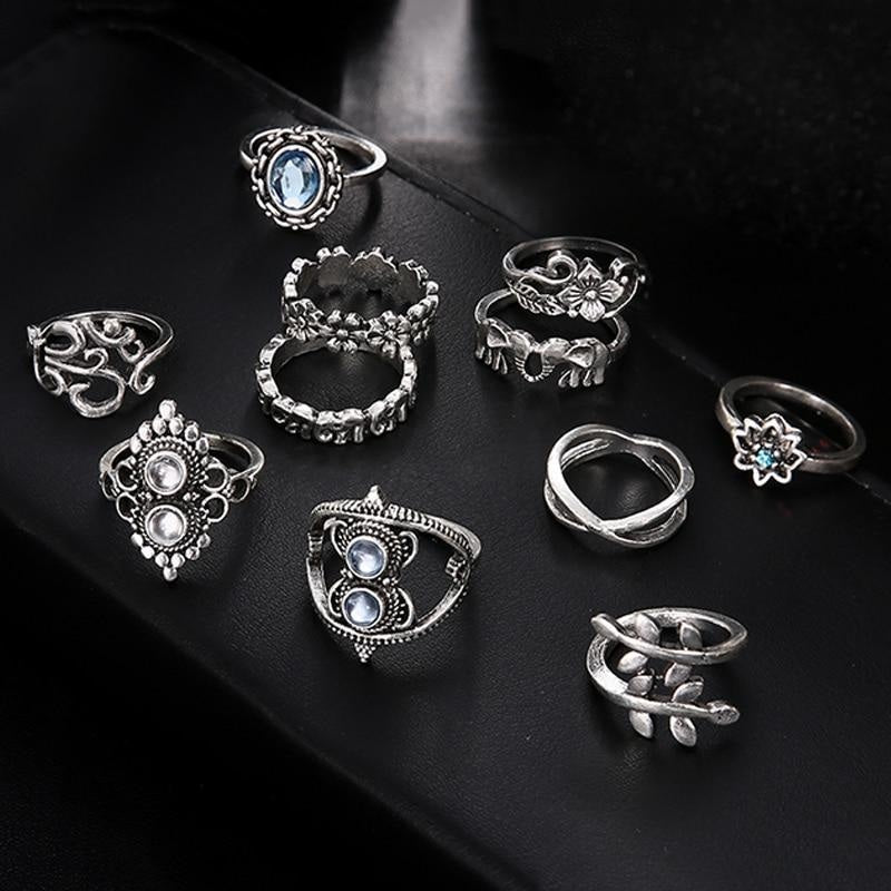 THE ROXANNE RING SET