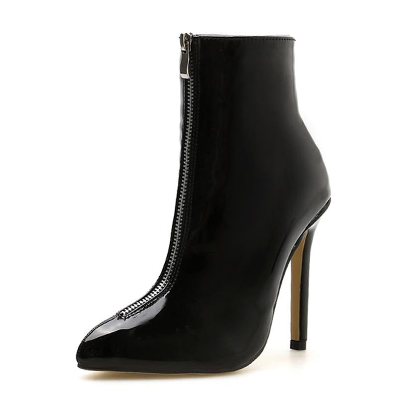 WAIT FOR ME ANKLE BOOTS