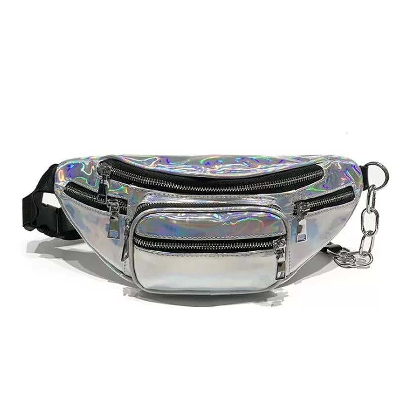 WATCH ME ROLLER SKATE FANNY PACK