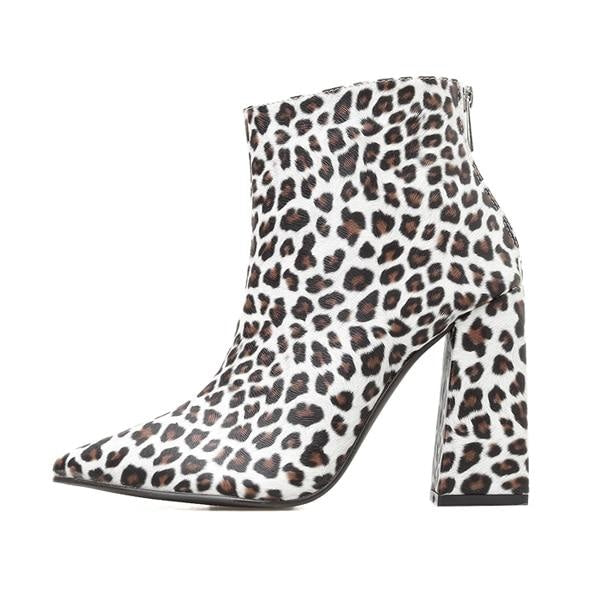 WILD HAIR DAY ANKLE BOOTS