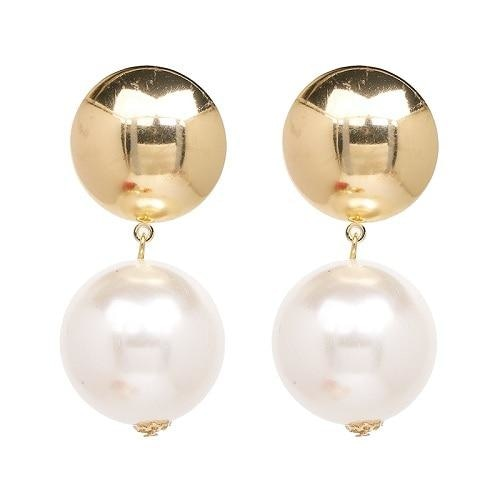 WILD THOUGHTS PEARL EARRINGS