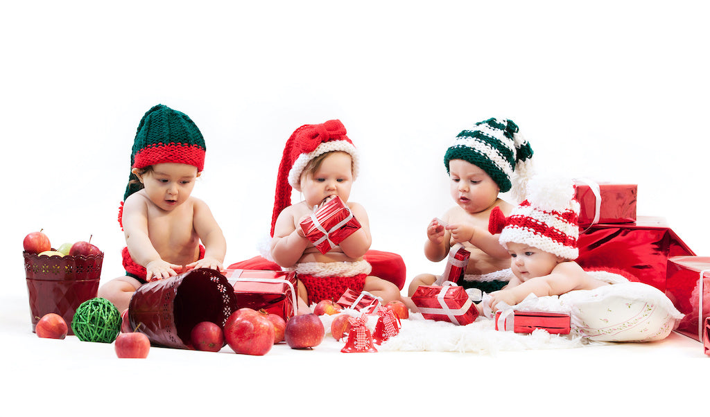 Christmas Crafts for Babies