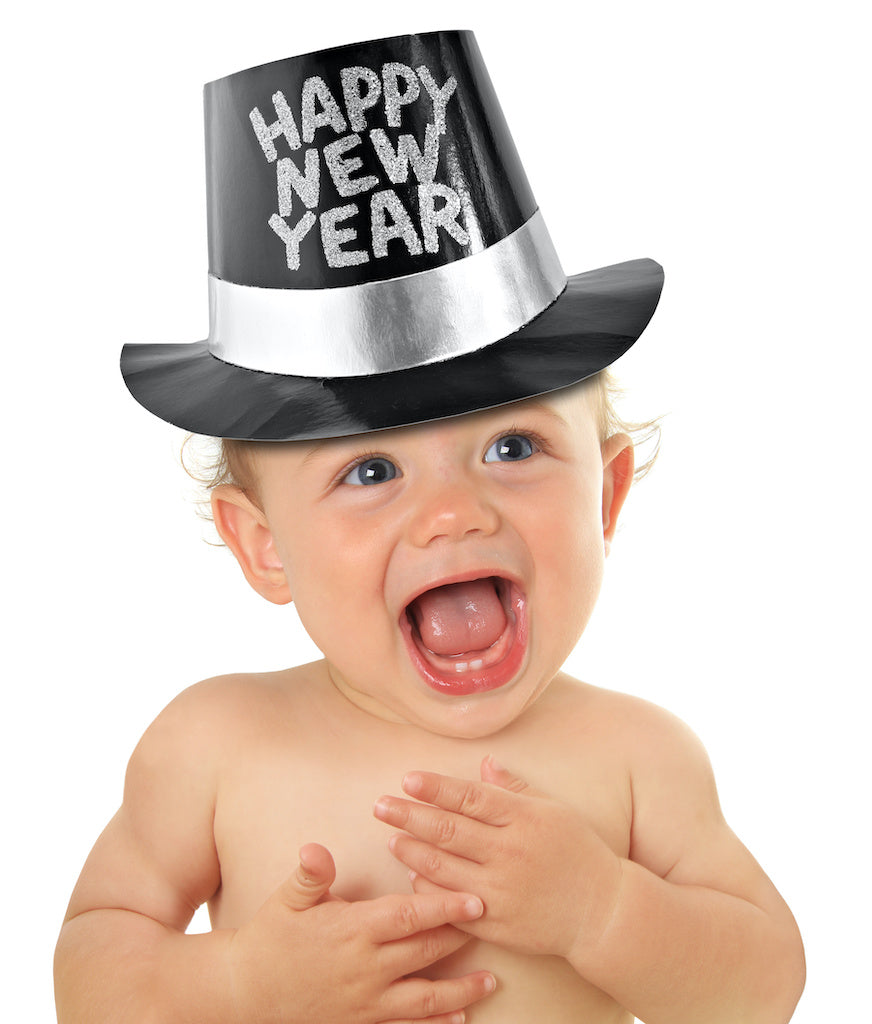 Baby New Year: Resolutions for your baby