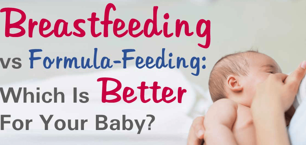 Breastfeeding or Bottlefeeding here are your PRO & CONS