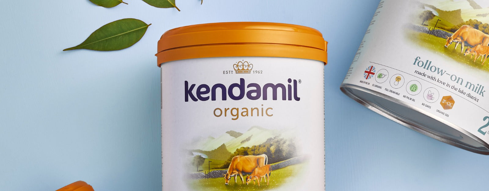 Kendamil Launches Gold Standard in European Baby Formula