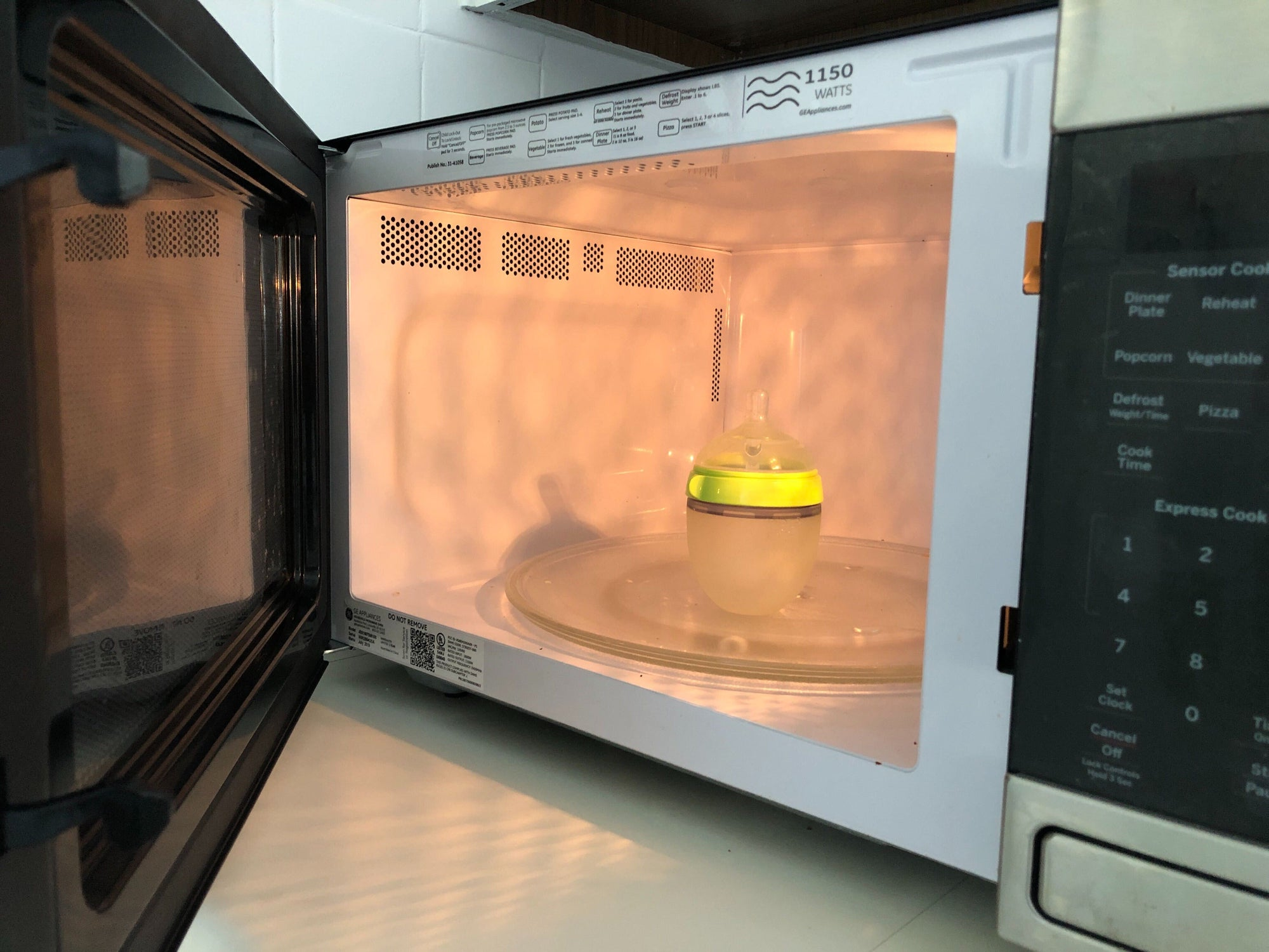 Can You Microwave Formula?
