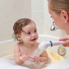 How often should I bathe my child? What shampoos and skin soaps are best to use?
