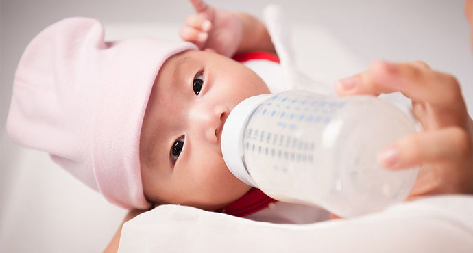 Everything you need to know about bottle feeding
