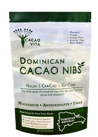 Dominican Republic Cacao Nibs - Single Origin Cacao