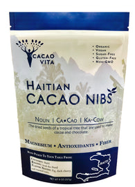Haiti Cacao Nibs - Cacao From Haiti - Single Origin Cacao