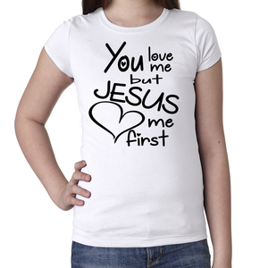 Jesus Loved Me 1ST - youth