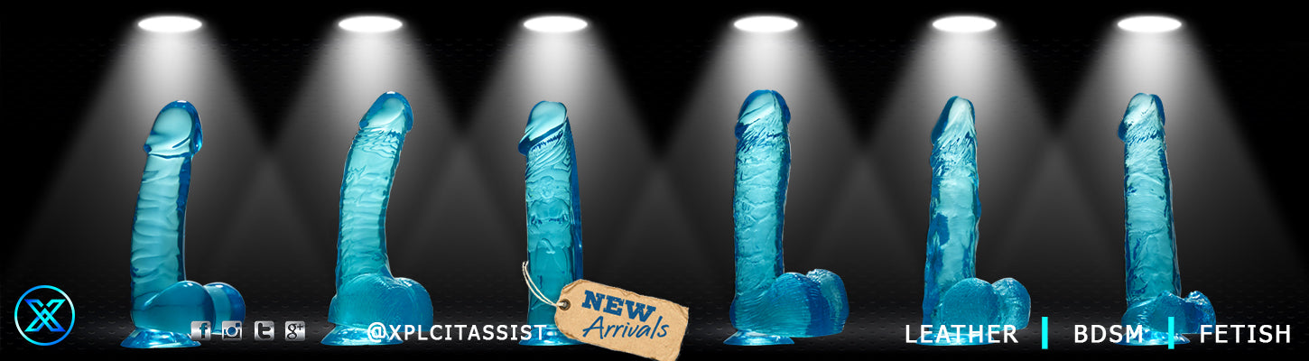 XPLCIT Assistance Adult Sex Dildos