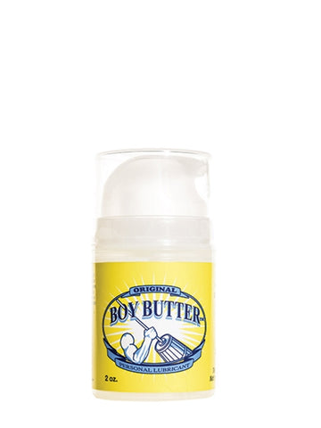 XPLCIT Assistance, Boy Butter Pump Original 59 ml, Essentials, Mister B,