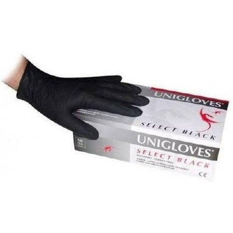 XPLCIT Assistance, Black Surgical Gloves, Bondage, Mister B,