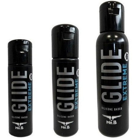 Mister B Lube Glide Silicone Lubricant - Extreme