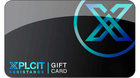 XPLCIT Assistance Gift Card Gift Card
