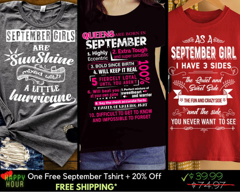 """Exclusive 3 Elegant September Design."""