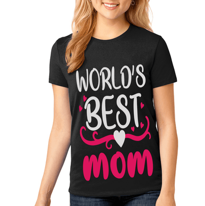 """World's best Mom"""