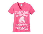 """A Fire In My Soul And A Mouth I Can't Control June Girl"" -Pink"