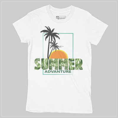 """SUMMER ADVANTURE"" Concept Art"