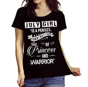 """July Girl Is Perfect Combination Of Princess And Warrior"""