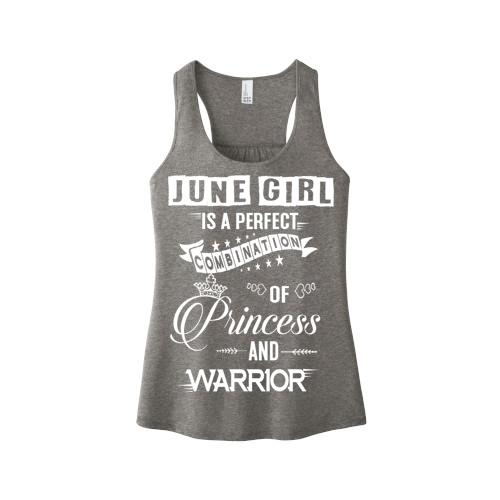 """June Girl Is Perfect Combination Of Princess And Warrior"""