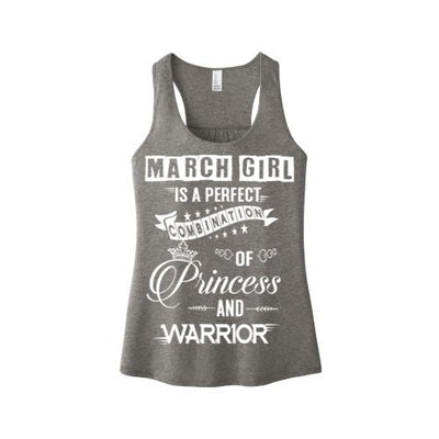 """March Girl Is Perfect Combination Of Princess And Warrior"""