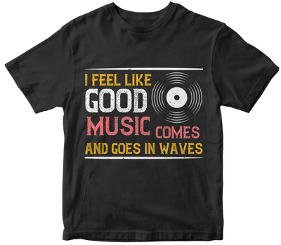 """I feel like good music comes and goes in waves"" Music"
