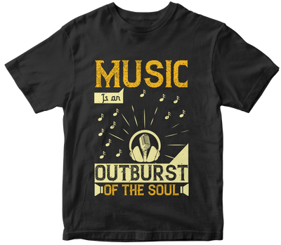 """Music is an outburst of the soul"" Music"