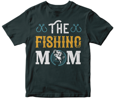 """THE FISHING MOM"" Fishing"