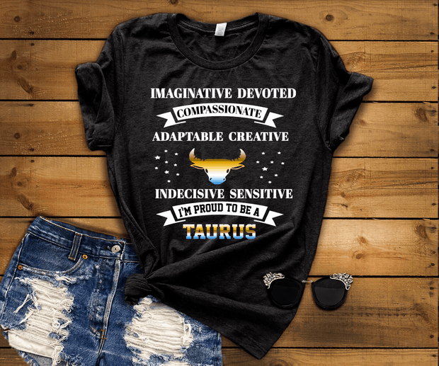 """Taurus Imaginative Devoted Compassionate Adaptable Creative"""