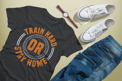 """Train hard or"" Motivational"