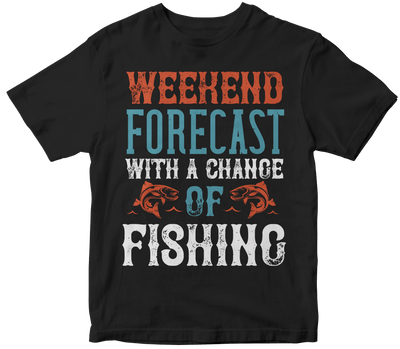 """WEEKEND FORECAST WITH A CHANGE OF FISHING"" Fishing"