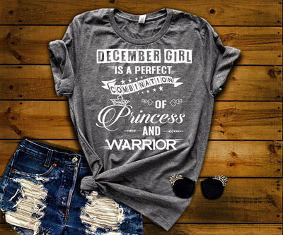 """December Girl Is Perfect Combination Of Princess And Warrior"""