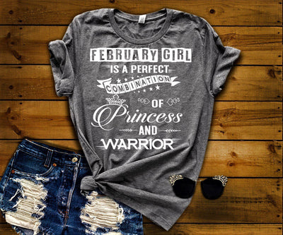 """February Girl Is Perfect Combination Of Princess And Warrior"""