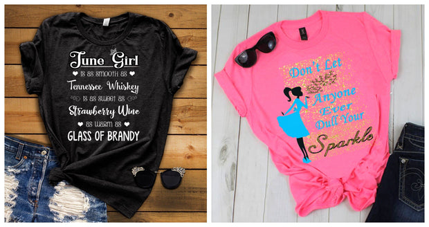 """June -Whiskey & Sparkle -Pack of 2"""