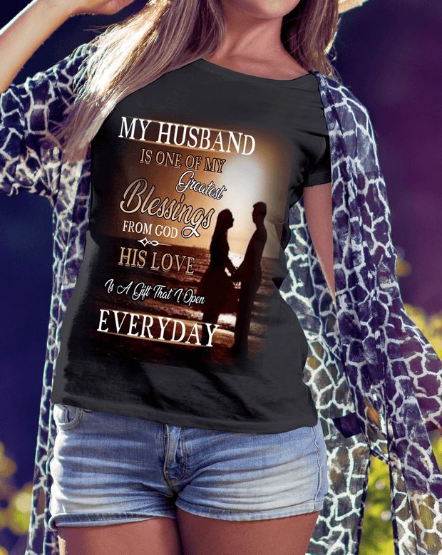 """MY HUSBAND IS ONE OF MY GREATEST BLESSINGS"""