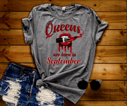 """Queens Are Born In September- Lipstick"""